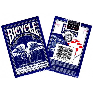 Bicycle Limited Edition - Bleu
