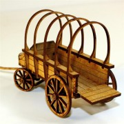 Wagon de transport