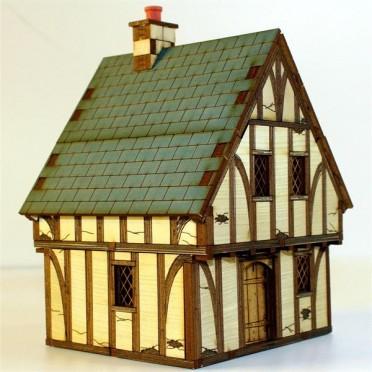 Maison à colombage n°2