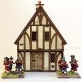 Maison à colombage n°2 3