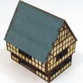 Grande maison Colombage avec marché couvert 0