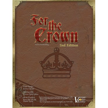Acheter for the crown 2nd edition boutique philibert for Porte 7th sea