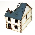 Maison 20ème détruite 2