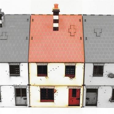 Rue 20ème siècle - Maison centrale