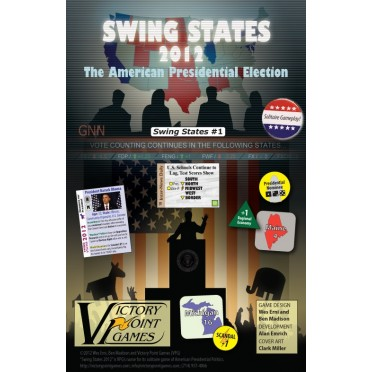 Swing States 2012 The American Presidential Election