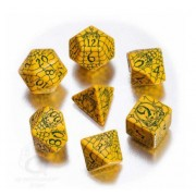 Pathfinder Dice Set : Serpent's Skull