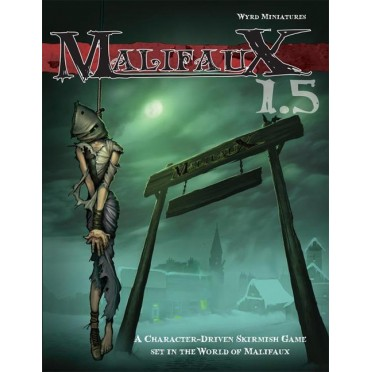 Malifaux CORE Rulebook 1.5