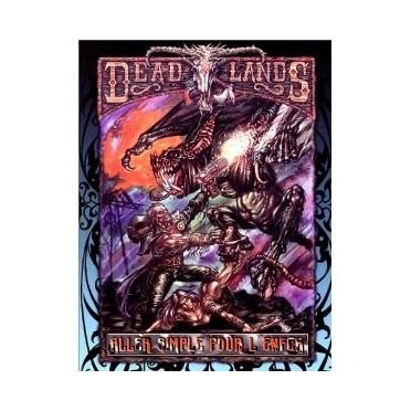 Deadlands : The Weird West - Allez Simple pour l'Enfer