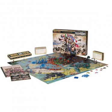 Axis & Allies WWI 1914