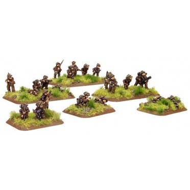 Motor Platoon (Late War)