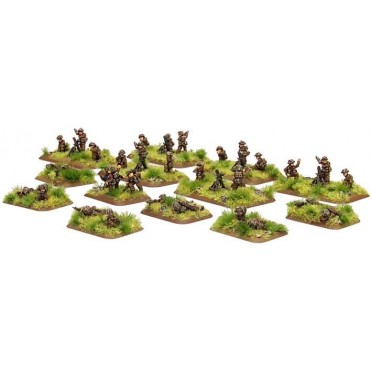 Mortar Platoon (Late War)
