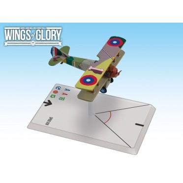 Wings of Glory WW1 - Spad XIII (Rickenbaker)