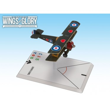 Wings of Glory WW1 - Sopwith Camel (Elwood)