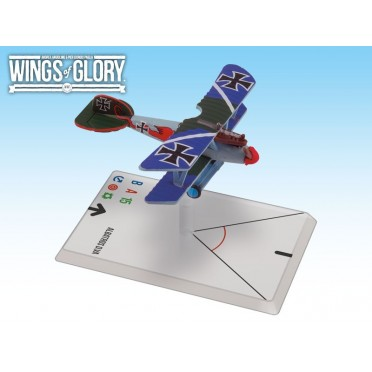 Wings of Glory WW1 - Albatros D. Va (Von Hippel)