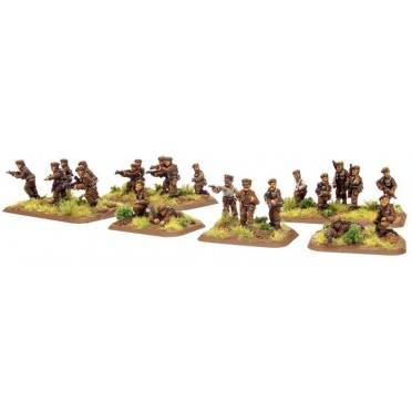 7th Armoured Dvision Motor Platoon