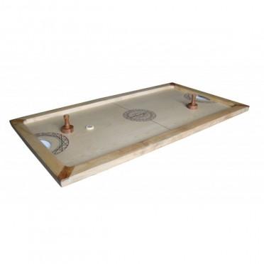 Shuffle Puck ou Air Hockey Mango 130 cm