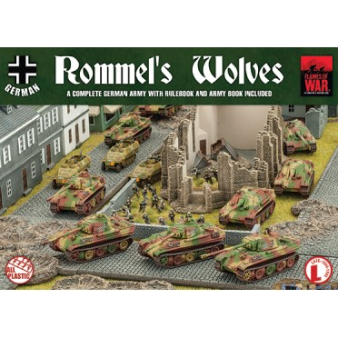 Rommel's Wolves