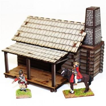 Cabane de Colon du Canada 1