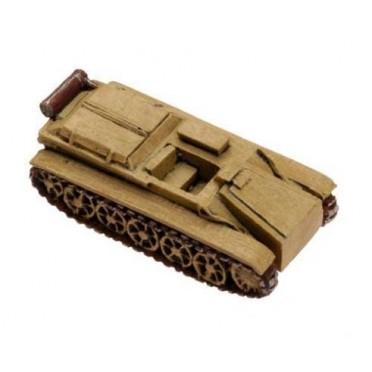 Borgward B IV, Remote-control Tank Platoon