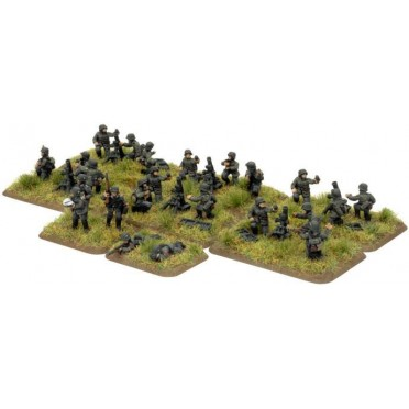 Mortar Platoon (early)