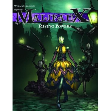 Malifaux Rulebook - Rising Powers