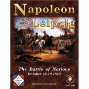 Napoleon at Leipzig 5th Edition pas cher