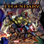 Legendary : Marvel Deck Building