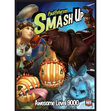 Smash Up (Anglais) - Awesome Level 9000