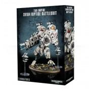 W40K : Tau Empire - XV104 Riptide Battlesuit