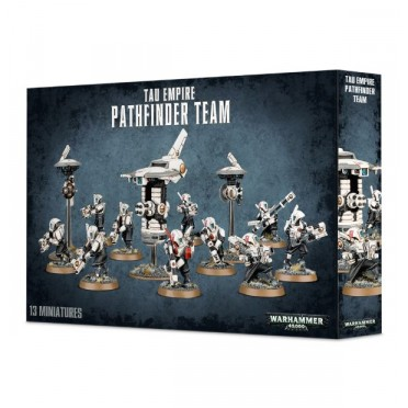 W40K : Tau Empire - Pathfinder Team
