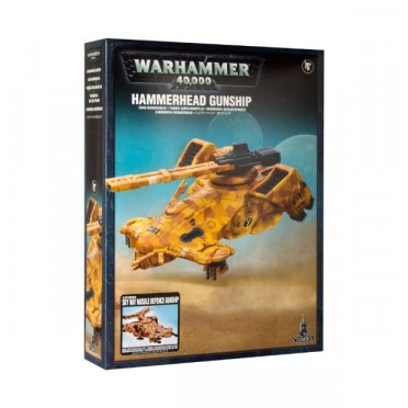 W40K : Tau Empire - Hammerhead Gunship