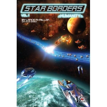 Star Borders : Humanity 2nd Edition