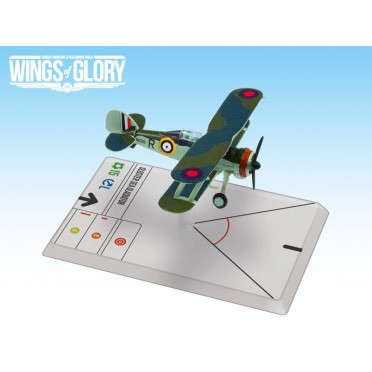 Wings of Glory WW2 - Gloster Sea Gladiator (Burges)