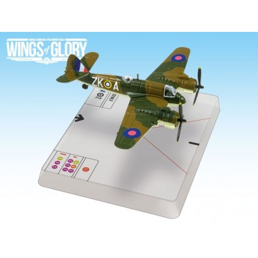 Wings of Glory WW2 - Bristol Beaufighter MK.IF (Herrick)