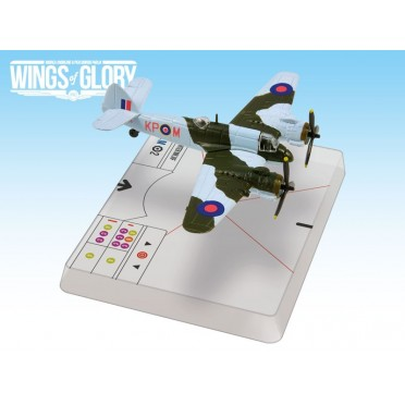 Wings of Glory WW2 - Bristol Beaufighter MK.IF (Davoud)