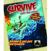 Survive : Dolphins & Dive Dice Mini Expansion