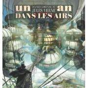 Un an dans les airs d'après Jules Verne