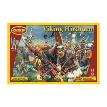 Hirdmen Vikings Plastiques