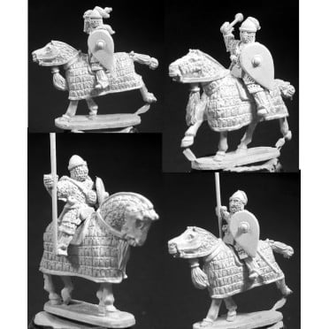 Cataphractes Byzantins