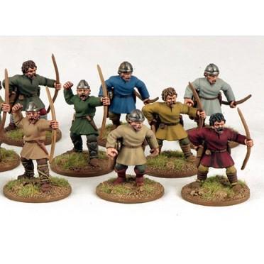 Guerriers Carolingiens (arcs)