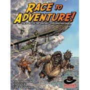 Race to Adventure: The Spirit of the Century Exploration Game