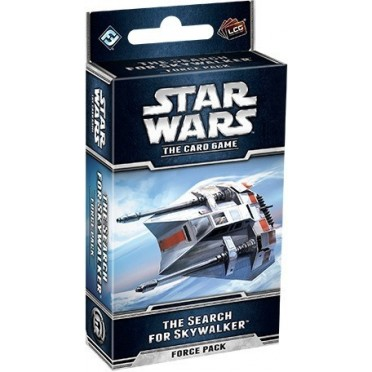 Star Wars : The Card Game - Search for Skywalker Force Pack