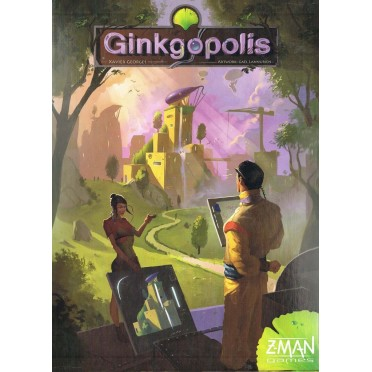Ginkgopolis Version Anglaise