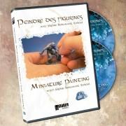 DVD: Peindre des Figurines avec Jérémie Bonamant Teboul Vol 1