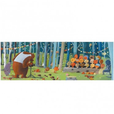 Puzzle Gallery - Forest Friends