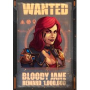 Goodies Titanium Wars - Carte Leader Bloody Jane