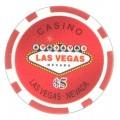 Jetons Vegas 5$ 1