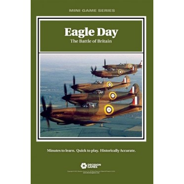 Mini Games Series: Eagle Day - The Battle of Britain