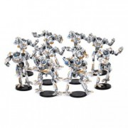 DreadBall - Team Chromium Chargers