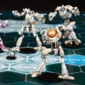 DreadBall - Team Chromium Chargers 1